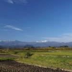 川崎町は、蔵王連峰の全景を一望できるまち