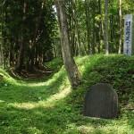 川崎町は「街道のまち」――羽前街道は江戸期の街道がイメージできます