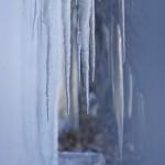 黒瀧不動尊の「つらら」の中をのぞいてみました!