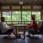 歴史ある温泉宿で過ごす時間…それも「かわさきあそび」(撮影場所: 青根温泉·不忘閣)